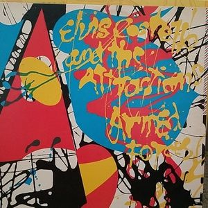 Elvis  Costello and the Attractions Vinyl Record